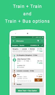 App IRCTC train Booking, Indian Rail Train PNR Status APK for Windows Phone