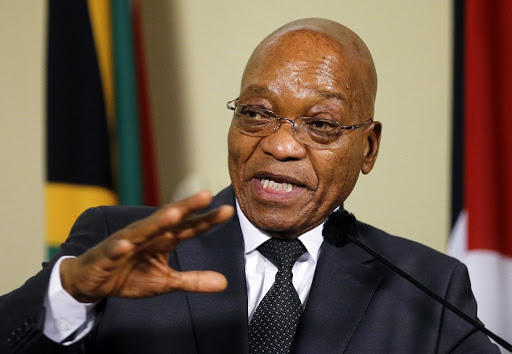 Jacob Zuma fails to produce intelligence report he used to fire Gordhan and Jonas