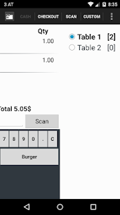 TabShop Point of Sale POS PRO Screenshot