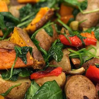 Spinach Potato Italian Recipes