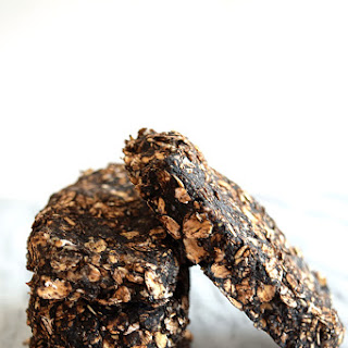 Vegan Chocolate Granola Bars