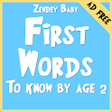 Baby First Words & Sounds Free icon