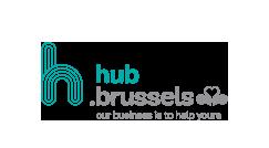 logo hub brussels