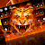 Fire Tiger Keyboard Theme file APK for Gaming PC/PS3/PS4 Smart TV