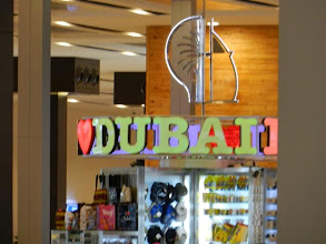 Photo: Dubai Hafen Halle
