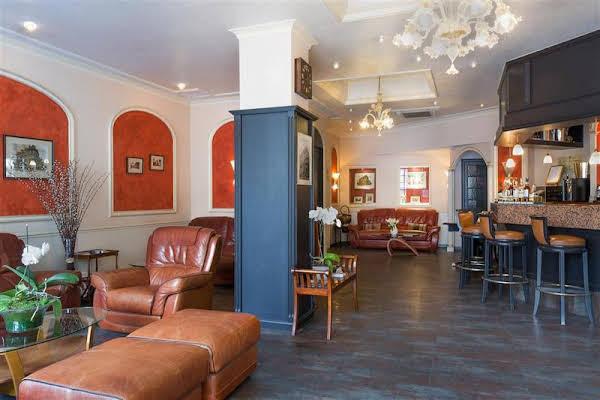 Best Western Hotel Moderne Caen
