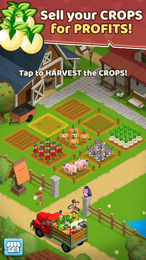 Télécharger Idle Farm Game: Idle Clicker apk mod screenshots 3