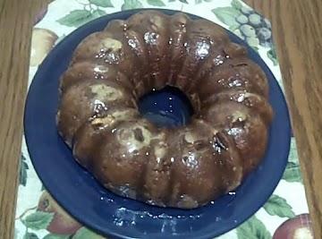 Puerto Rican Rum Cake Recipe