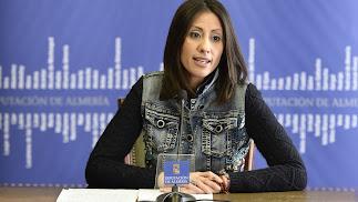 Belén López, diputada de Empleo de Almería.