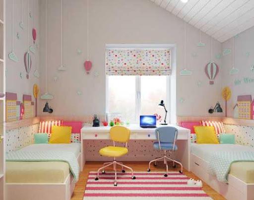 儿童房装饰理念