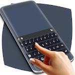 Laptop Keyboard Modern Black Icon