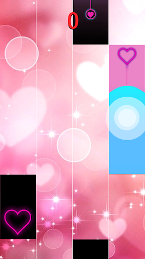 Heart Piano Tiles 1.1.0 screenshots 1