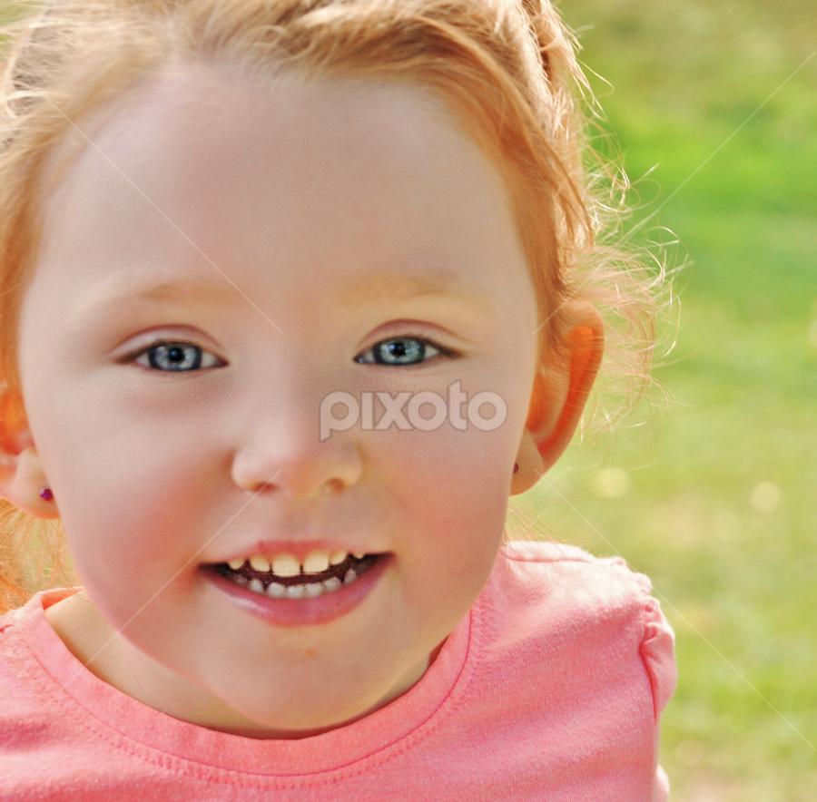 Back in the Summer by Cheryl Korotky - Babies & Children Child Portraits