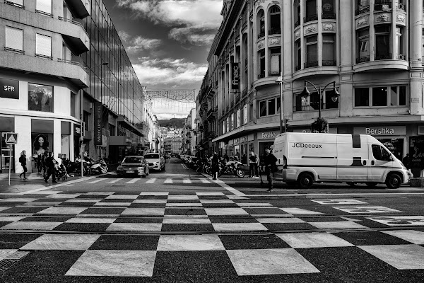 prospettiva a scacchi di Zerosedici
