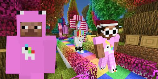 Unicorn Skins for Minecraft cheat hacks
