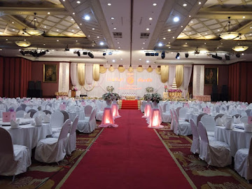 Banquet halls and wedding reception in Udon Thani: wedding