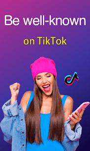 TikPopular for tik tok followers, likes, fans 3