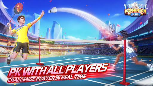 Badminton Blitz - 3D Multiplayer Sports Game 1.0.6.9 screenshots 8