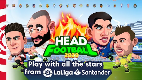 Head Football LaLiga 2020 – Best Football Games Mod Apk Download For Android 1
