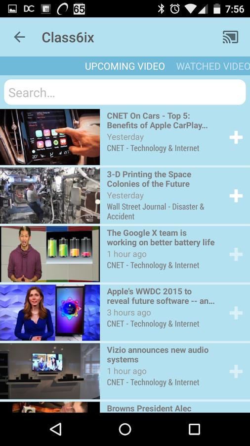 Class6ix News - screenshot