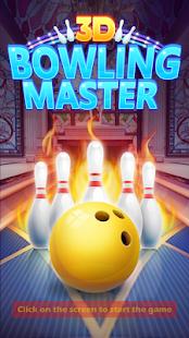3D Bowling Master Screenshot