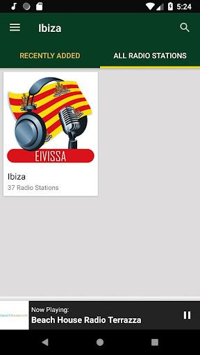Ibiza Radio Stations screenshot 4