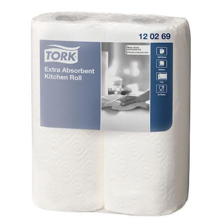 Köksrulle Tork X-plus  24/bal