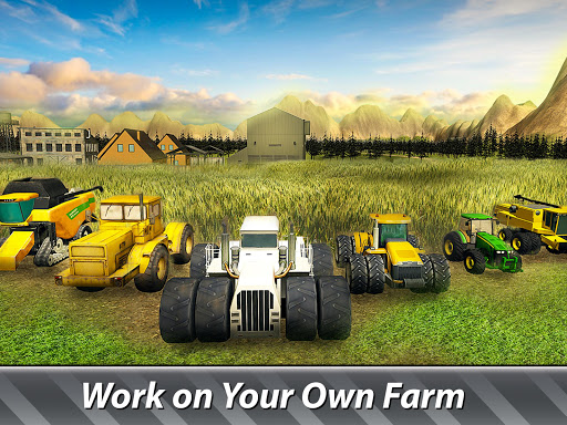 ud83dude9c Farm Simulator: Hay Tycoon grow and sell crops apkpoly screenshots 7