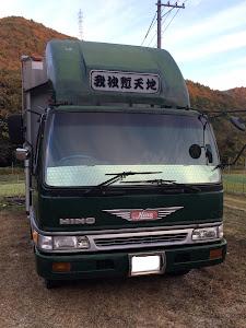 レンジャー  日野ボデーウィング車のカスタム事例画像 木花さんの2018年11月26日10:55の投稿