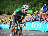 Fabio Aru won de vijfde rit in de Tour de France van 2017