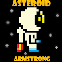 Asteroid Armstrong icon