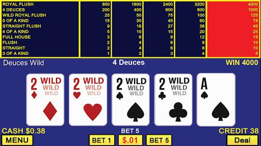 Video Poker Casino Games painmod.com screenshots 3