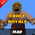 Map clash royale for Minecraft icon