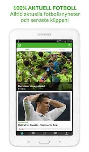 Fotbollskanalen screenshot 12