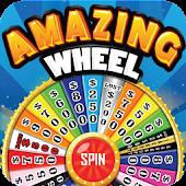 Amazing Wheel - Word & Phrase