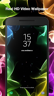 Magical Edge Screen Live Wallpaper PRO Screenshot