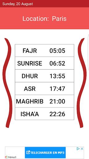 Silent Muslim - Auto-Silencer, Prayer Times  screenshots 5