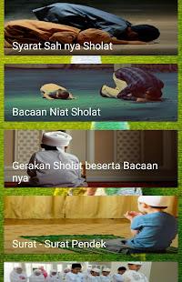 Download Belajar Sholat Anak & Dewasa For PC Windows and Mac apk screenshot 1
