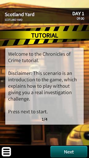 Chronicles of Crime screenshots 5