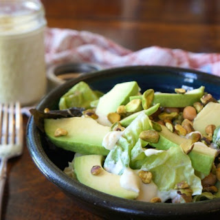 Preserved Lemon and Greek Yogurt Salad Dressing Recipe