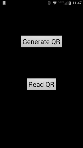 QR Reader and Generator