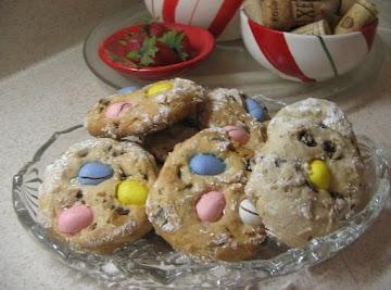 Chocolate Treasure Easter Cookies Recipe