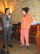 Photo: José Zirah et Robin Paquin implanté en 2007