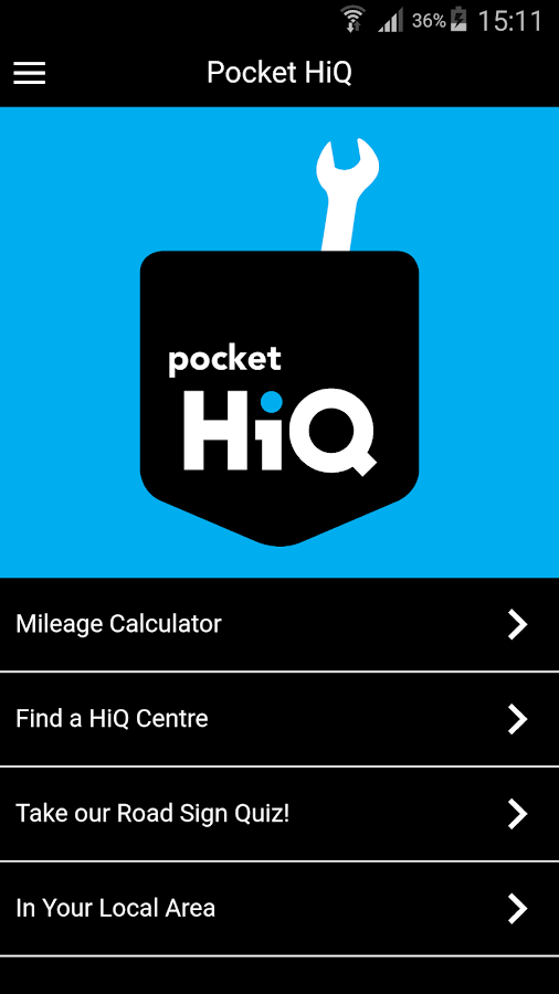 Pocket HiQ- screenshot