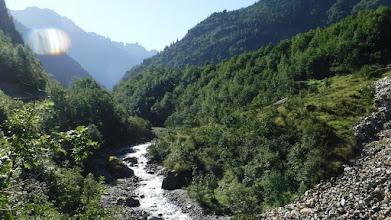 Photo: Aare-folyó