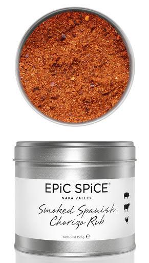 Smoked Spanish Chorizo Rub – Epic Spice