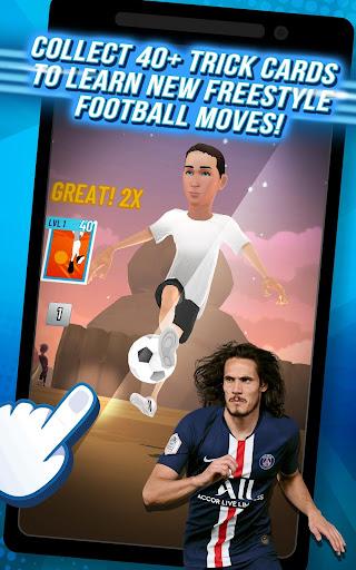 PSG Football Freestyle 0.6.17.33 screenshots 7