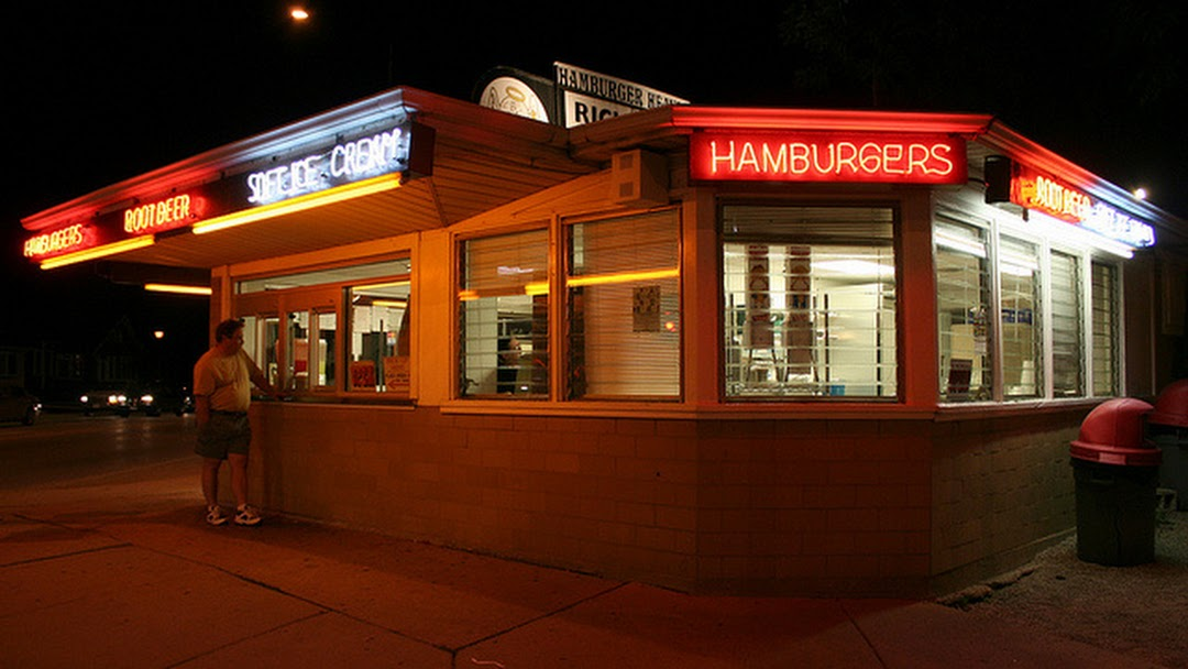 Hamburger Heaven Elmhurst - Hamburger Restaurant in Elmhurst