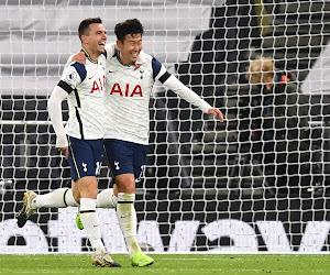 Tottenham s'offre Manchester City et la tête de la Premier League !