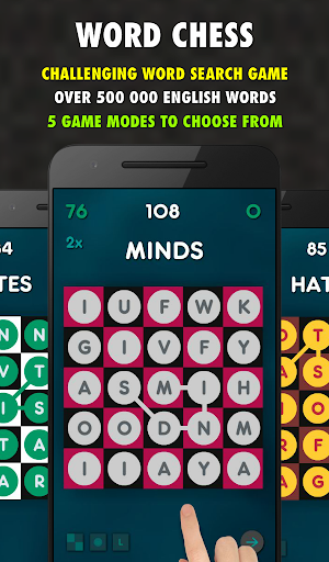 Word Chess PRO Varies with device screenshots 1